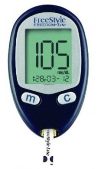 FreeStyle Freedom Lite Glucose Meter