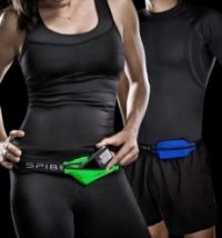 SPIbelt - Diabetic Belt For Insulin Pump - Black